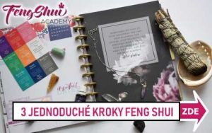 Feng Shui ajak sním začít